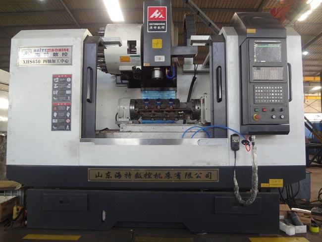 VMC650四轴加工中心价格_厂家